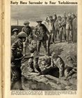 1916 WW1 Magazine POW Camp Wunsdorf KAISER WILHELM CARTOON Asiago Italy (5010)
